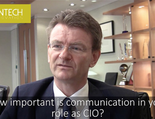 Interview: Digital, mobile and the importance of communication to the CIO