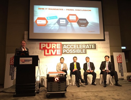Pure Storage – Accelerate Possible