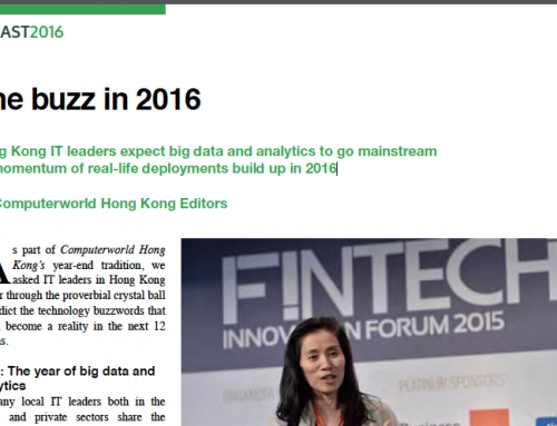 Computerworld HK – Forecast 2016
