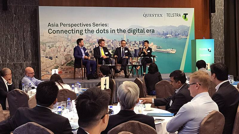 Asia Perspectives:  Connecting the dots in the digital era