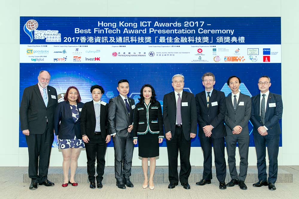 Judiging HK ICT Awards